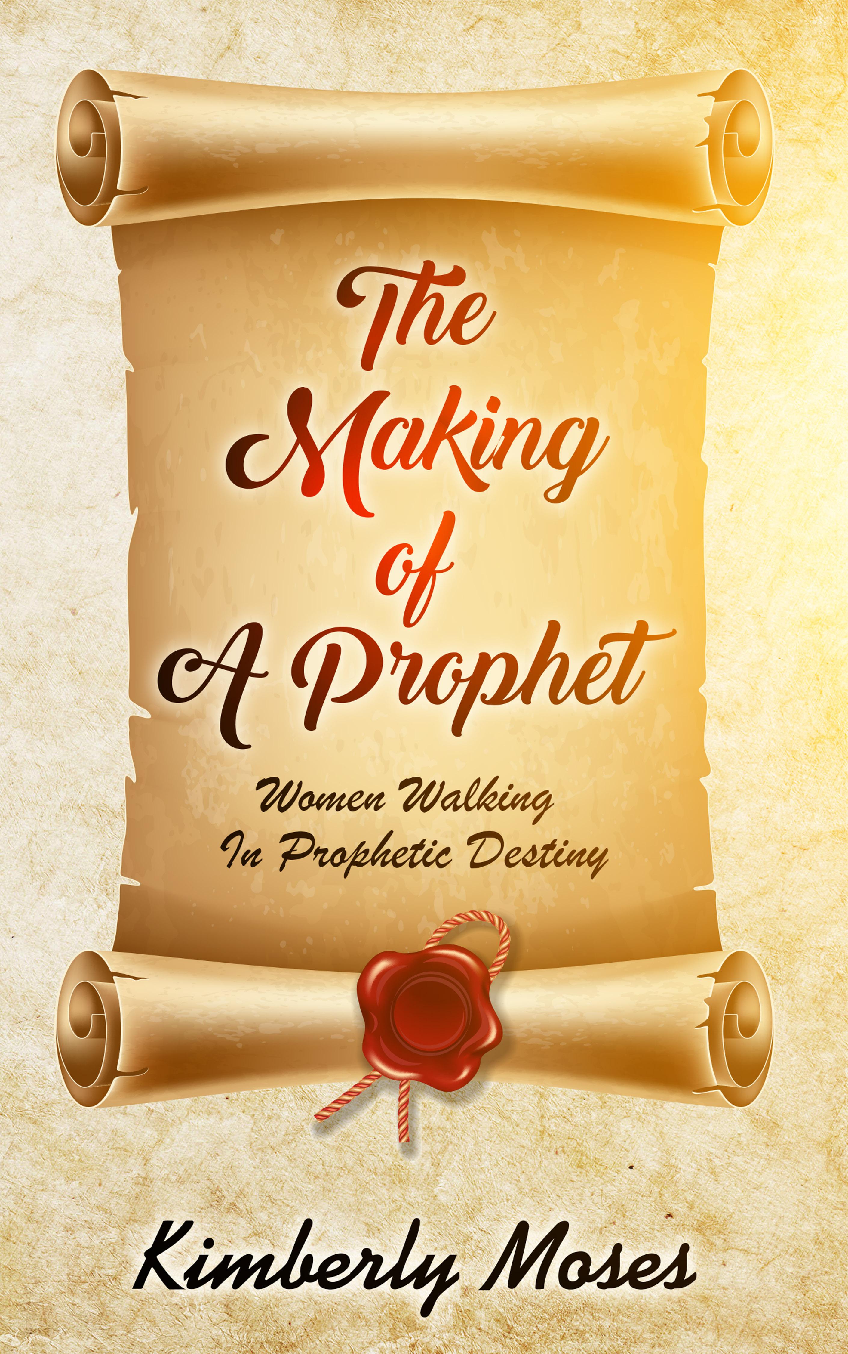 Kimberly Hargraves Ministries | Seer | Prophetess > Store > Books